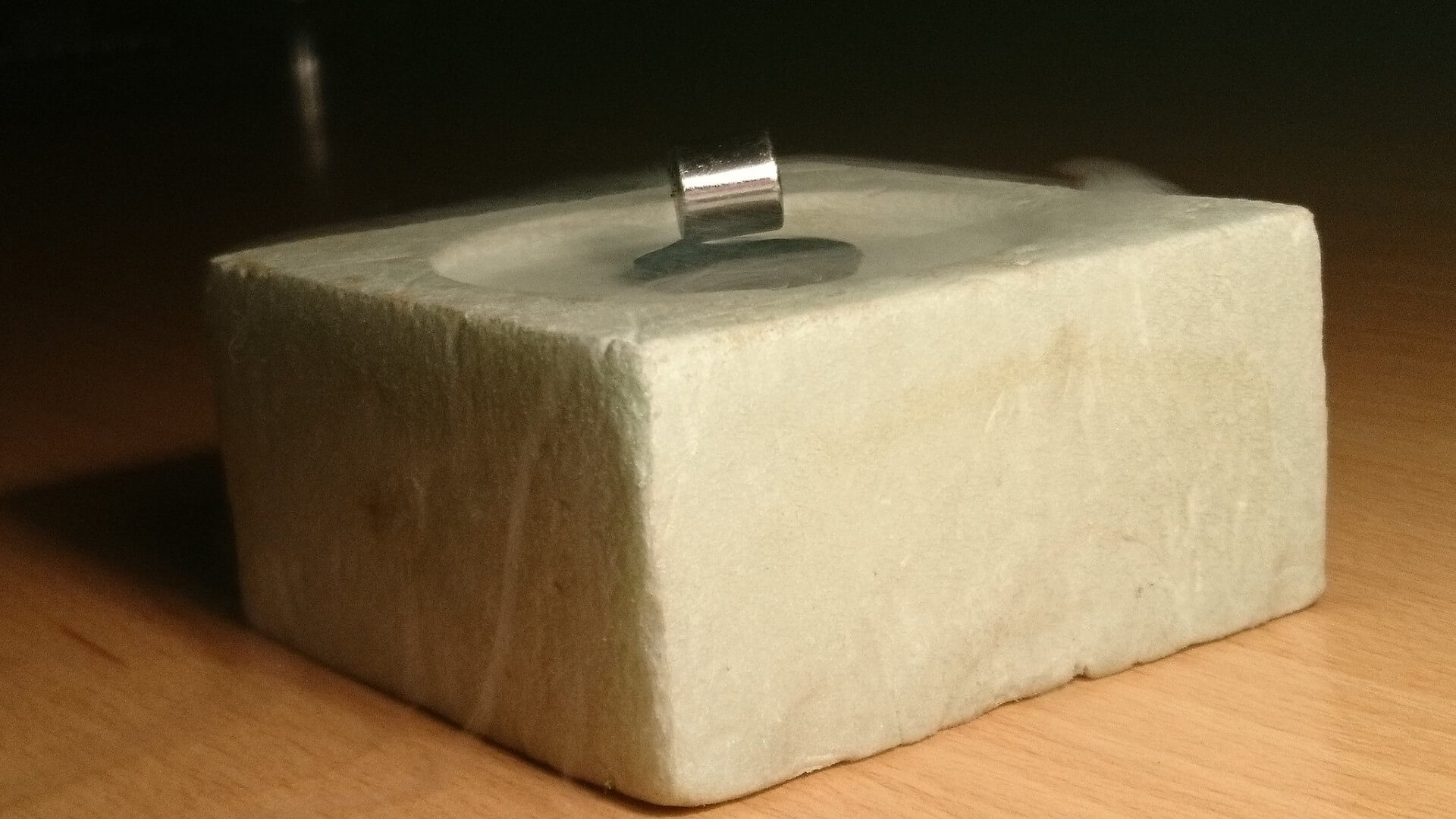 superconductor in action