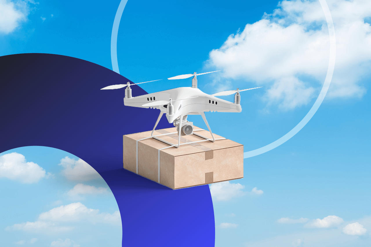 Featured-Trials for Drone Deliveries Aim To Solve Logistical Challenges-